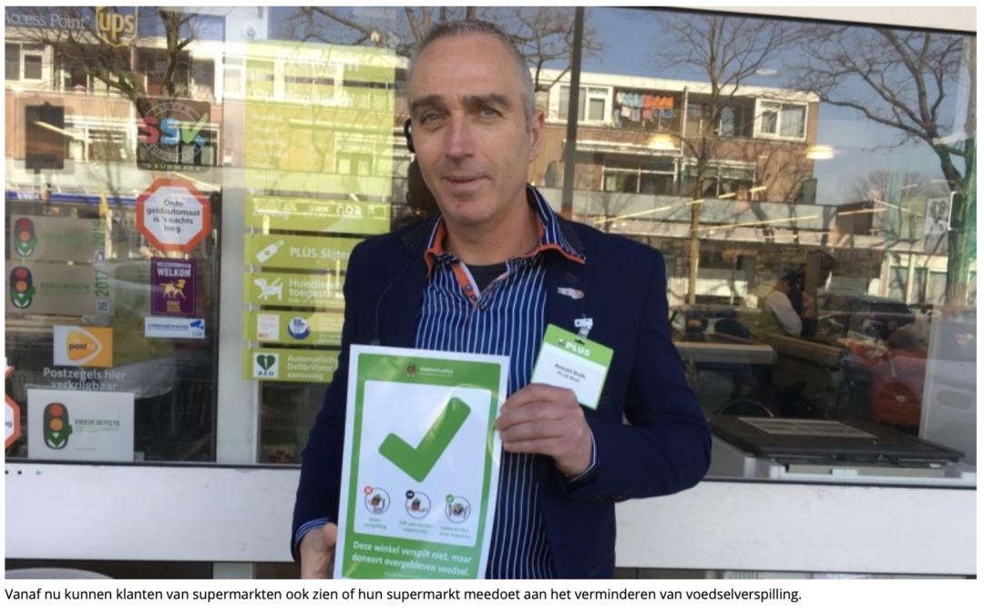 De Havenloods: Rotterdamse supermarkten doneren voedsel aan kwetsbare inwoners in de buurt