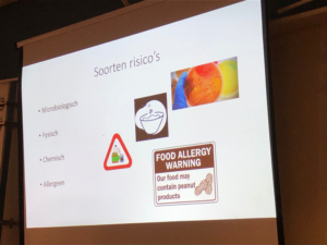 Voedsel doneren voedselveiligheid