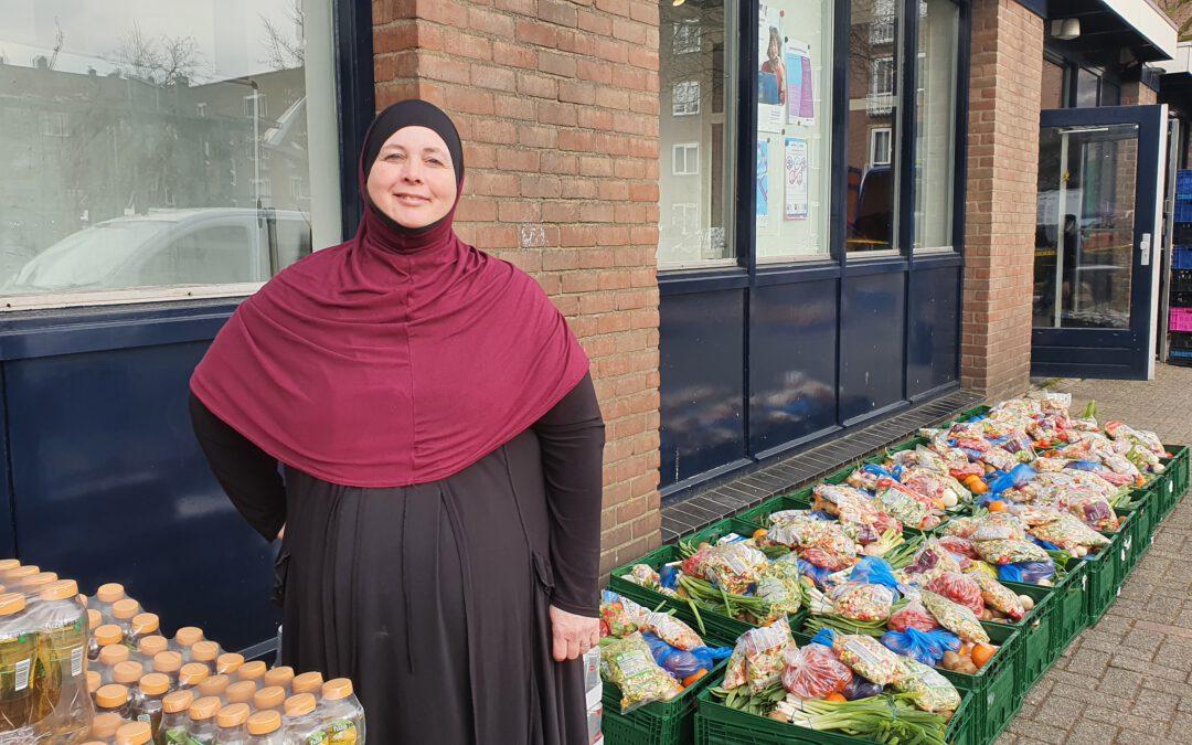 Islamitische Voedselbank Rahma Hulsman