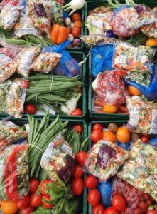 Islamitische Voedselbank voedselpakketten