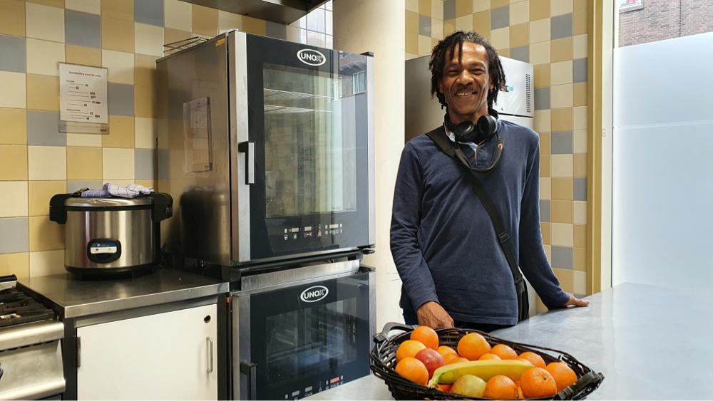Van hobbykok naar professionele kok voor dak- en thuislozen