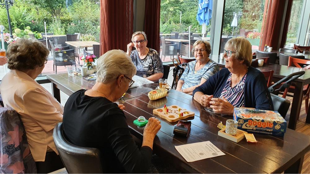 Oergezellige spelletjesmiddag bij Ontmoetingscentrum Prinsenhof